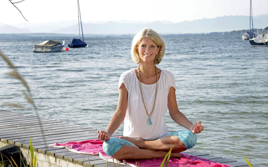 Mit Yoga zu mehr Herzensfreude und Lebensglück